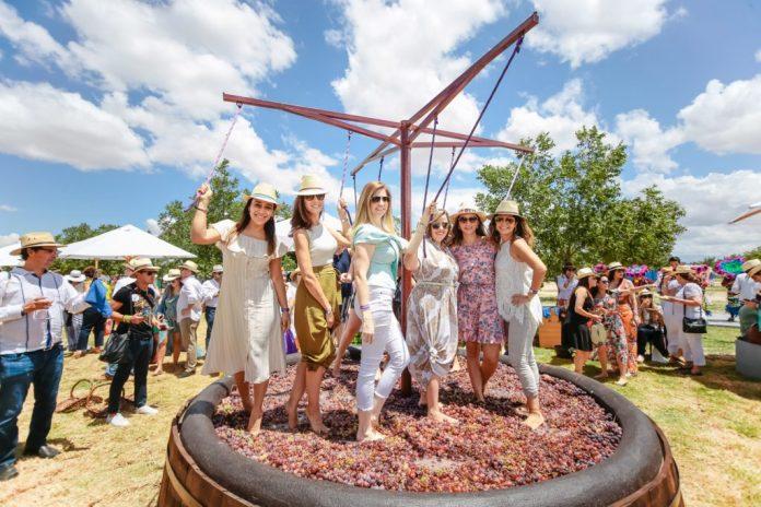 Hacienda Florida celebra la quinta edición de la Fiesta de la Vendimia