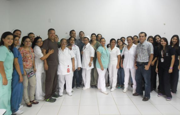 Personal ESE Hospital