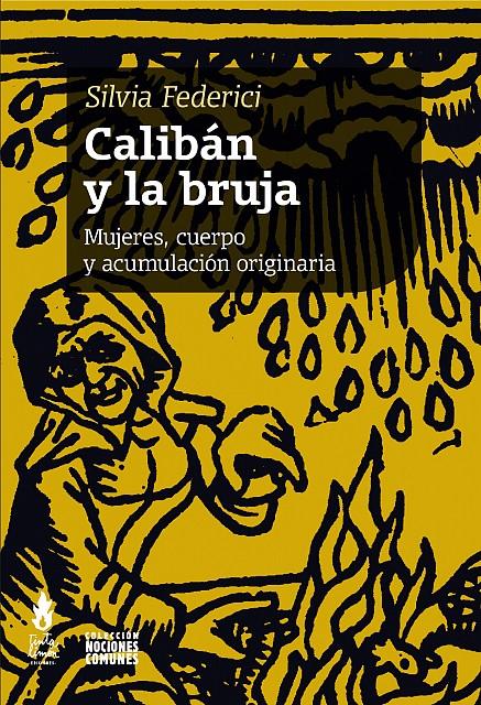 Caliban y la bruja imag