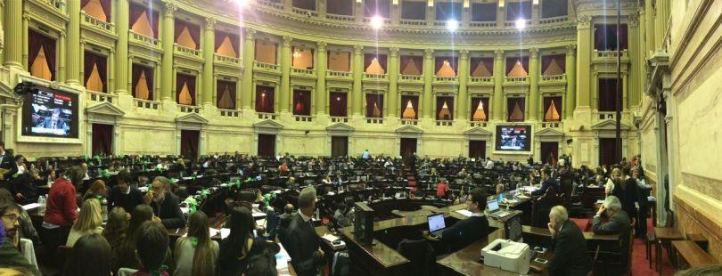 AbortoLegalAr Parlamento