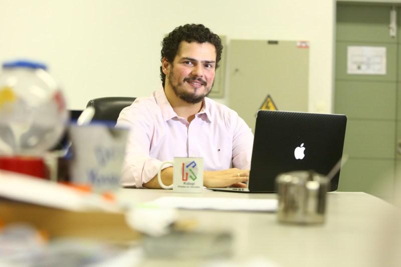 Mario Sérgio Adolfi Júnior entrevistado Revista Empreende