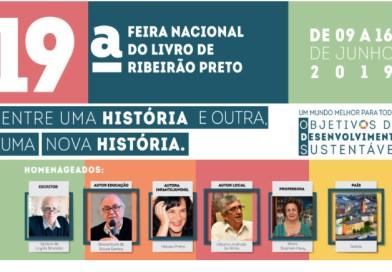 Primavera Editorial na Feira Nacional do Livro de Ribeirão Preto
