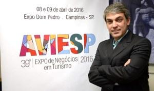 Fernando Santos, presidente da Aviesp