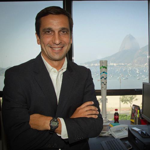 Flavio Camelier, vice-presidente de transformação digital na Coca-Cola Brasil