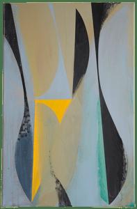 E11 Lake 11 en la carlota 2011 / 70 × 45cm. Private Collection