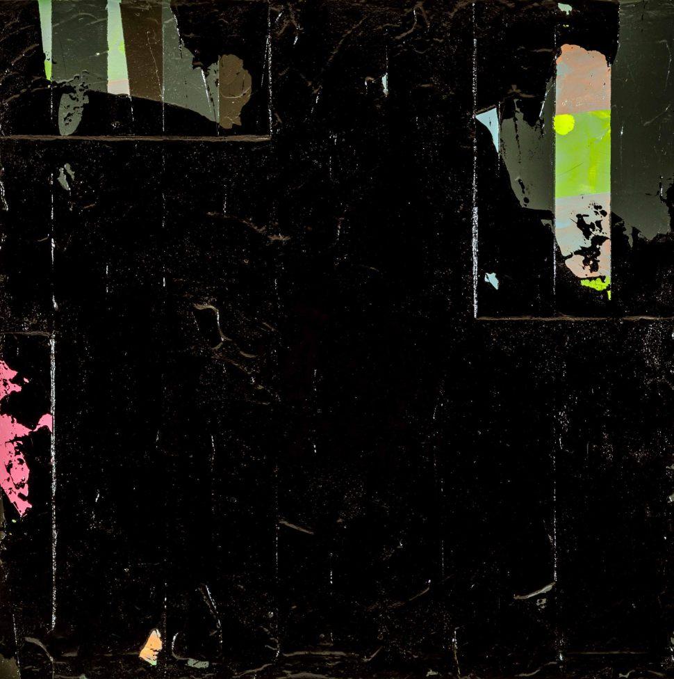 Sigfredo Chacón, Pinturasparadaltónicosblack, 2012.