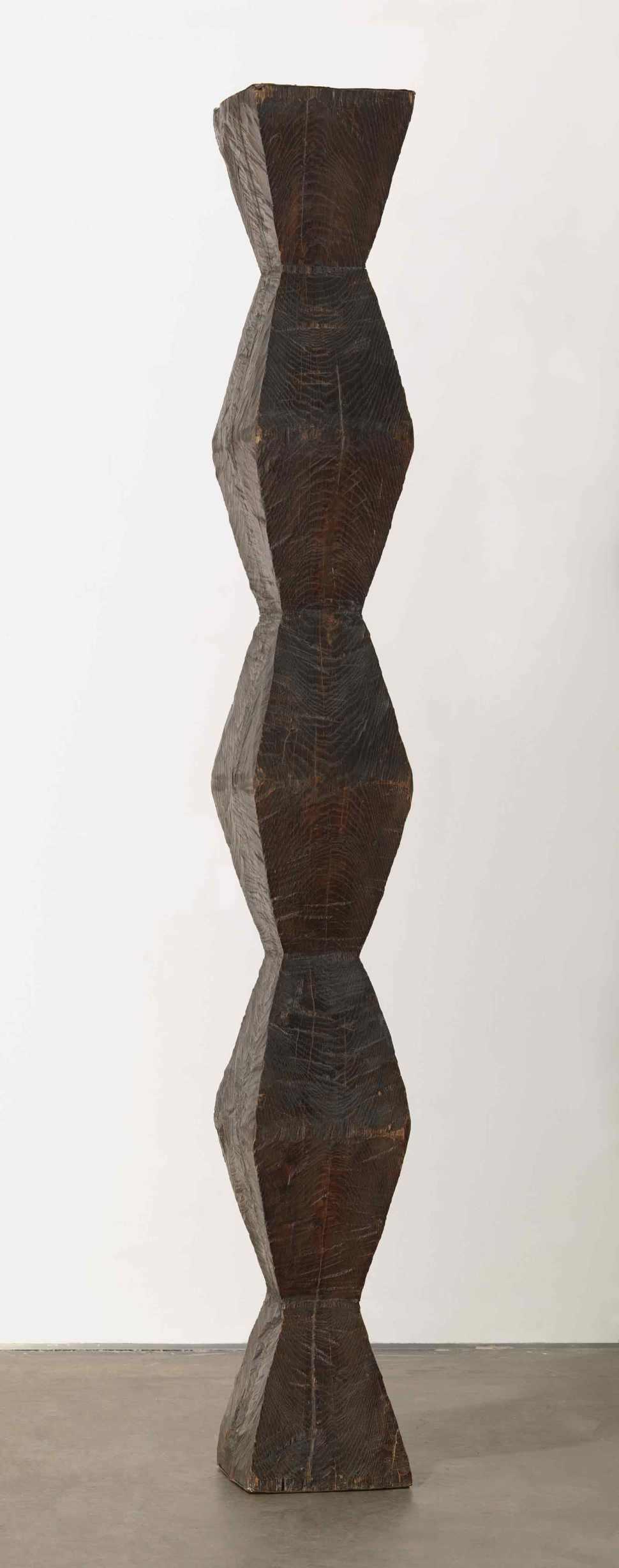 Constantin Brancusi, Endless Column