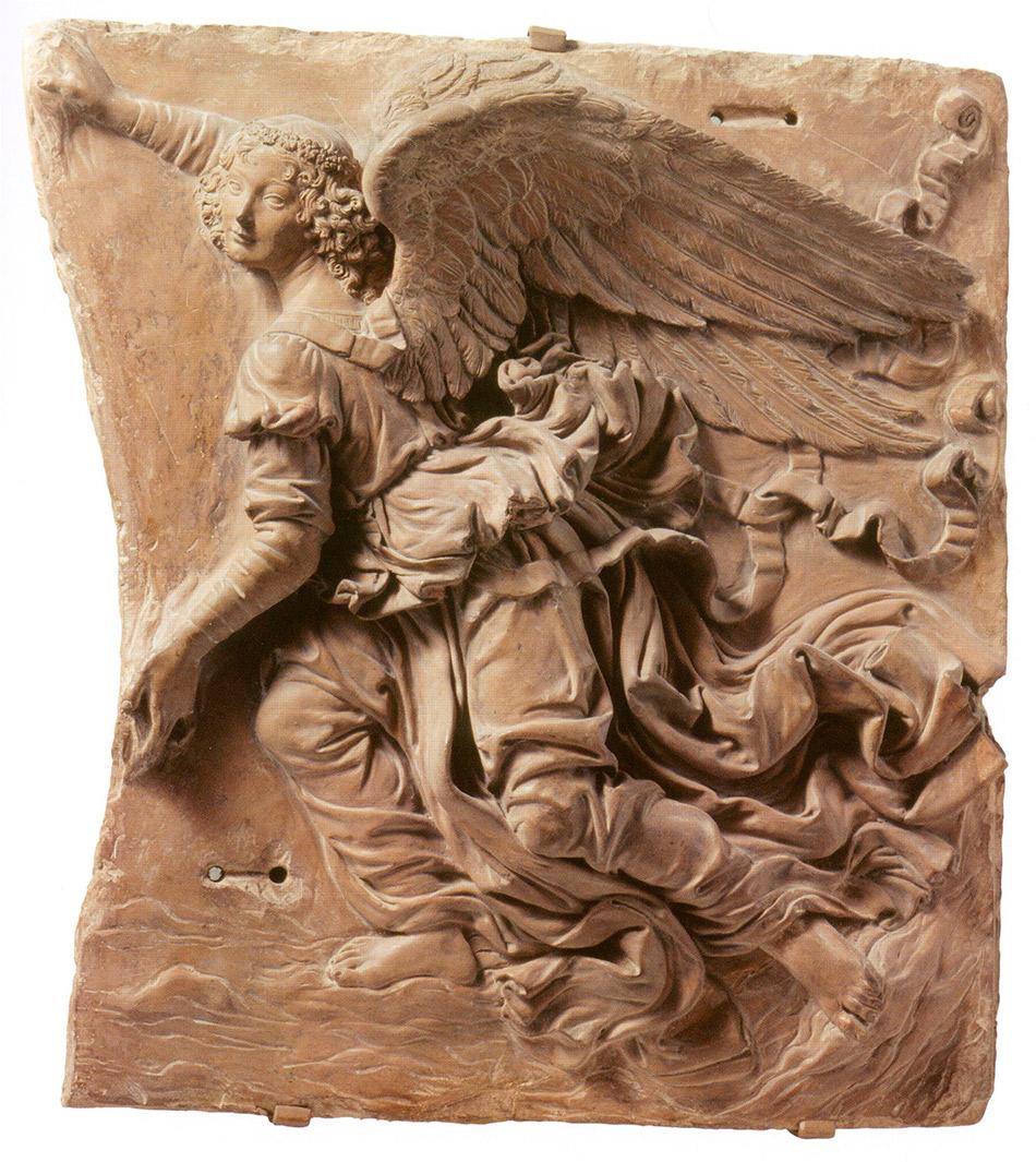 Verrocchio (dit), Andrea di Michele Cioni (1436-1488). Paris, musÈe du Louvre.
