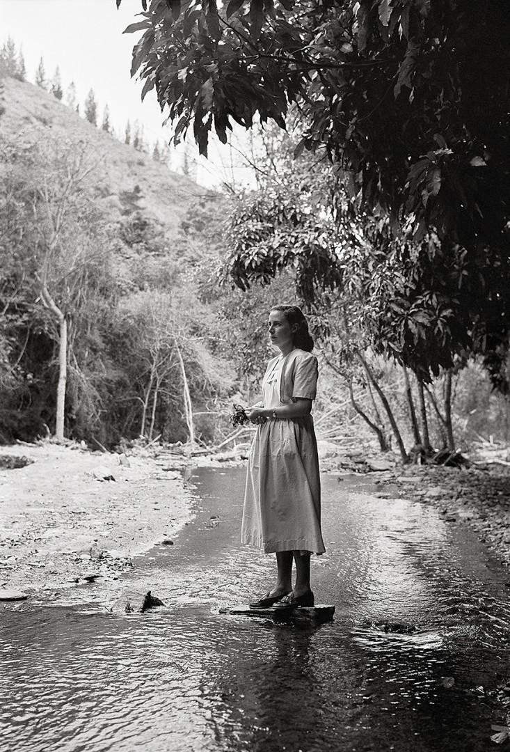 Alfredo Cortina. Guarenas1956. ©Archivo Fotografía Urbana. Colección del MoMA.
