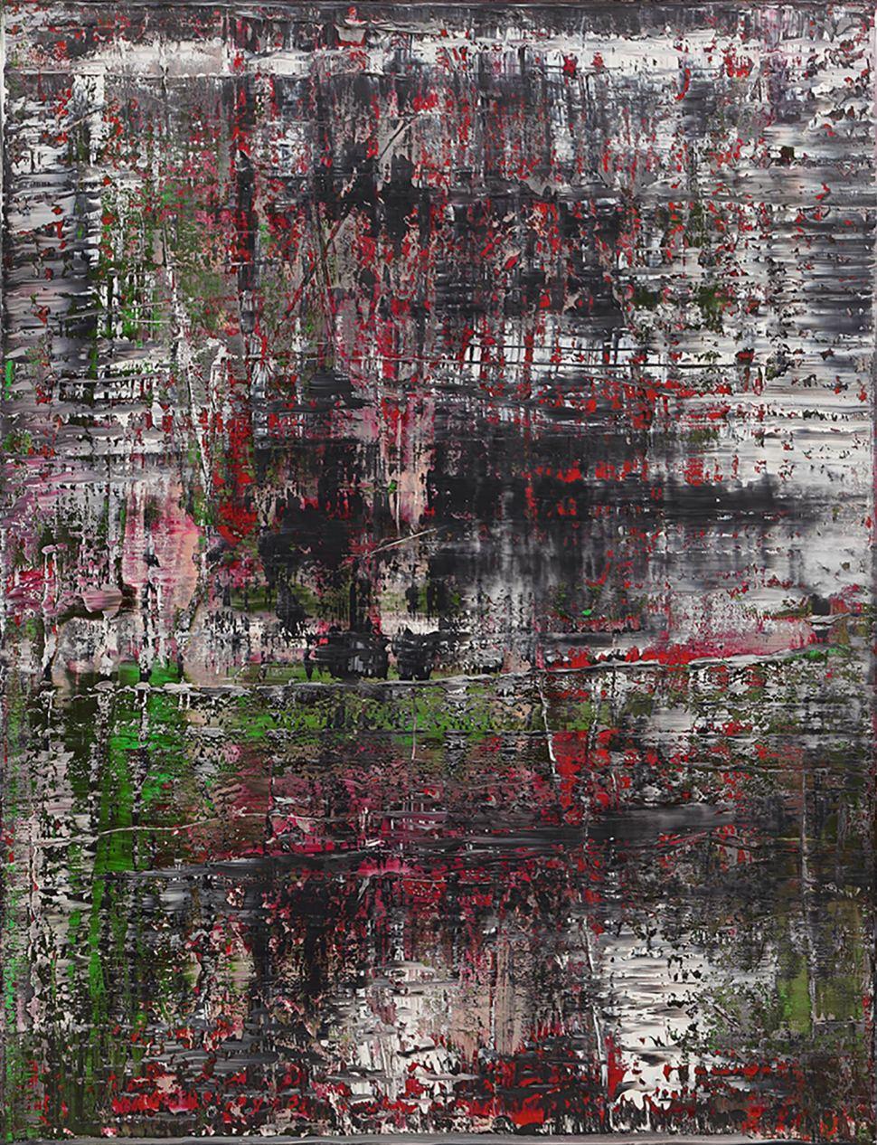 Gerhard Richter. Birkenau, 2014.