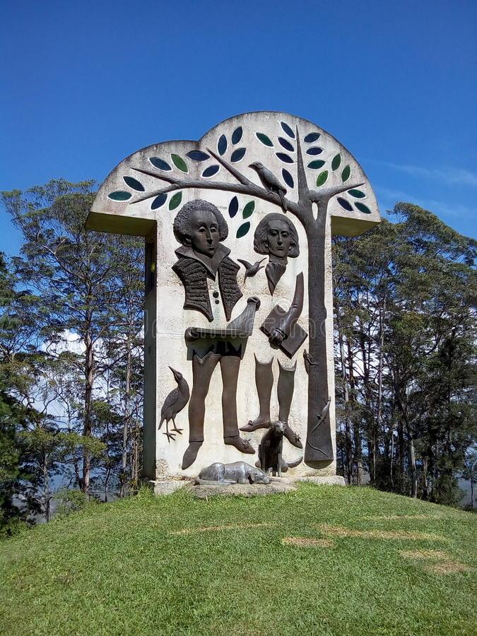 Marisol. Bolívar y Bello Jardines del IVIC