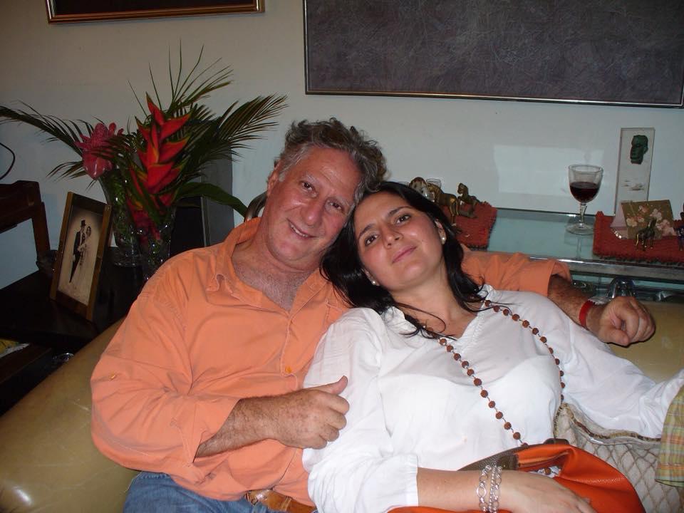 Ricardo Benaim y Gabriela Benaim
