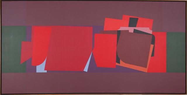 Mercedes Pardo. Suite Cubista,1988 Alex Slato Daniel Kohn NY