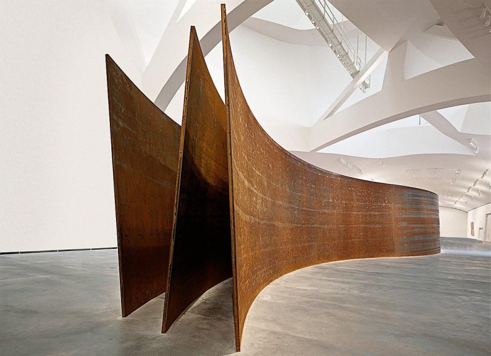 35. Snake. Serpiente. 1996. Museo Guggenheim. Bilbao. España