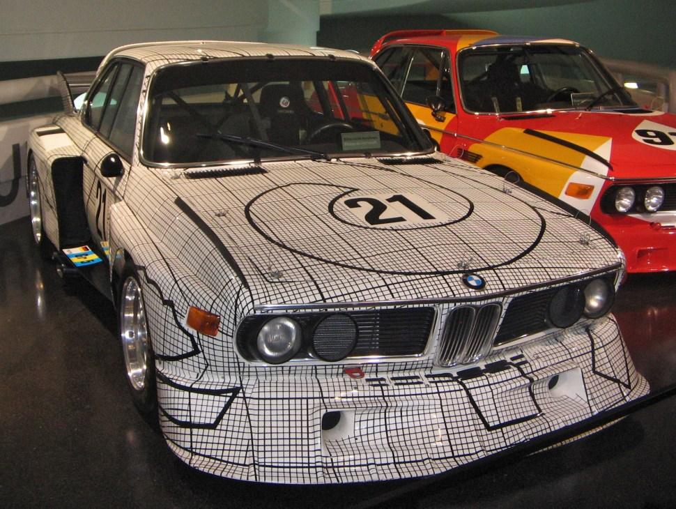 Frank Stella BMW