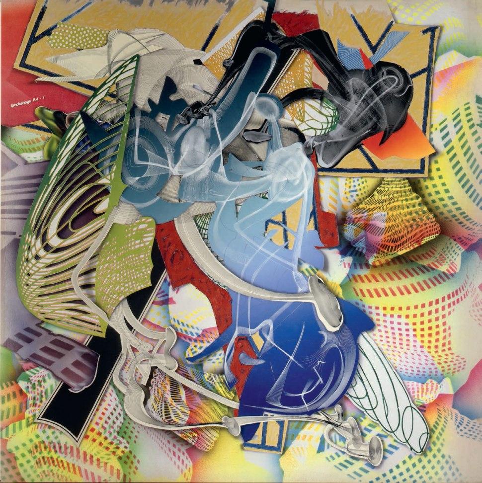 Frank Stella. Cantahar