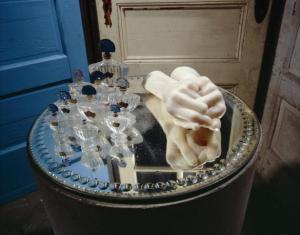 Louise Burgeois Cell II 1991