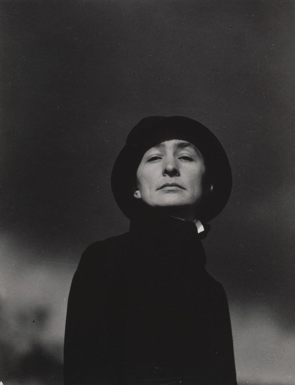 Alfred Stieglitz. Georgia O'Keeffee 1918