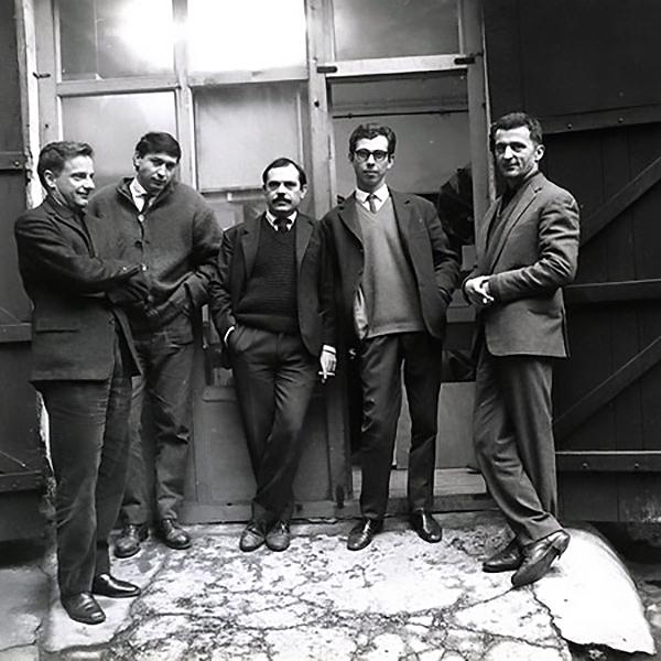 G.R.A.V. Morellet, Le Parc, Sobrino, Yvaral, Stein. 1960
