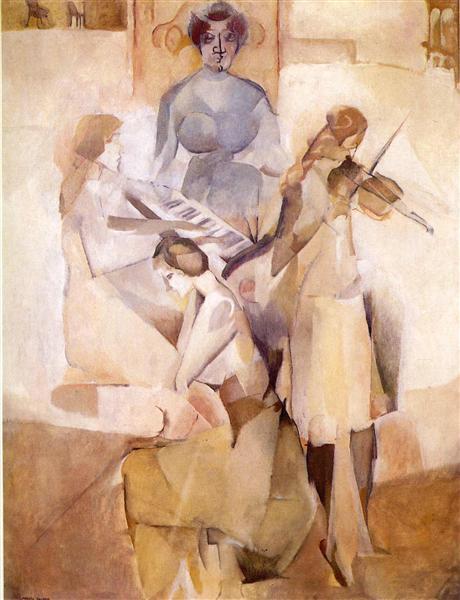 Marcel Duchamp, Sonata 1911