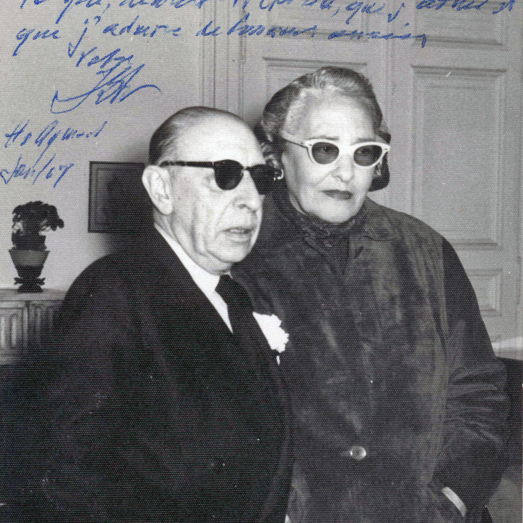 Victoria Ocampo y Stravinsky