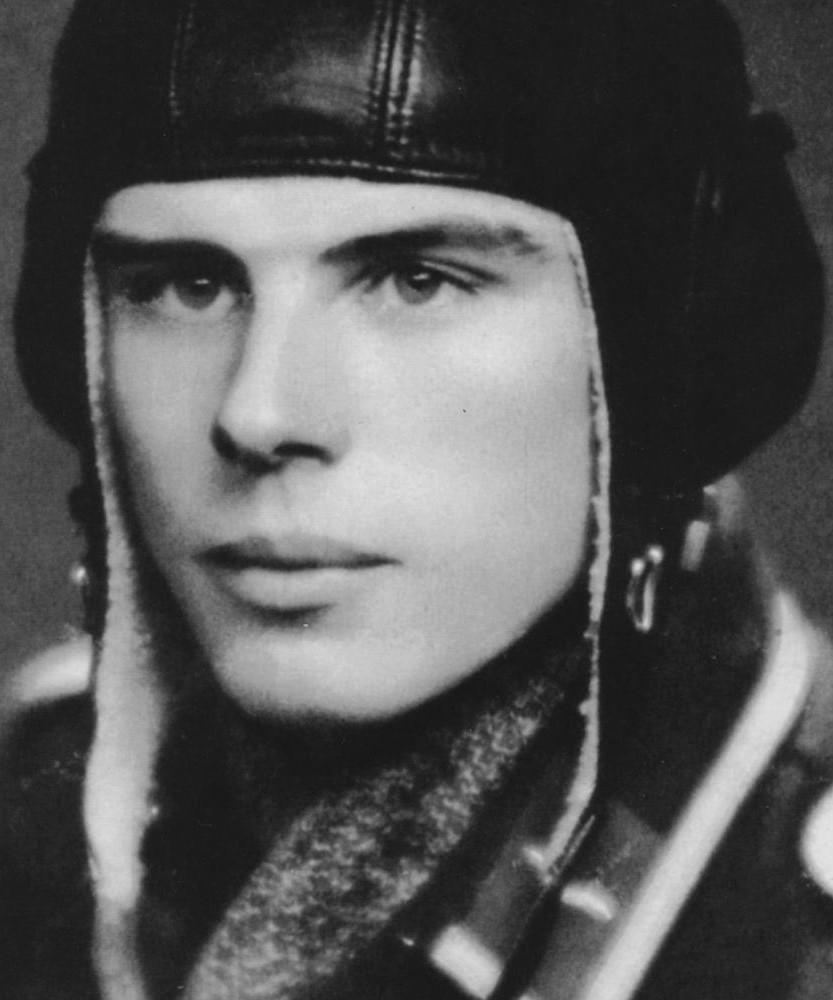 Joseph Beuys, piloto de la II Guerra Mundial.