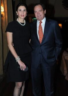 Carlos Otaola y Lorena de Otaola