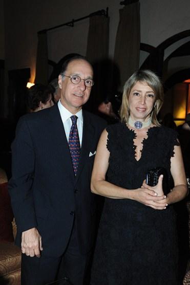 Vicente Carrillo y Emily de Carrillo