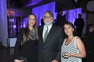 Camila Ayala, Alfredo Ayala y Teresa de Ayala