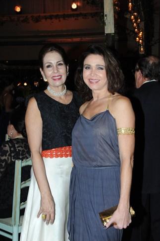 Ana Luisa de Baptista y Coco Machado