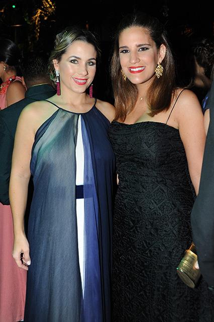 Fabiana de Volante y Claudia Morales