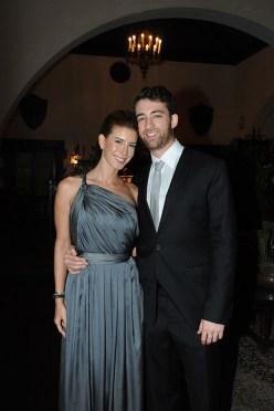Paula Quinteros y Alejandro Izquierdo