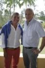 Guillermo Pacanins y Claude Ibos