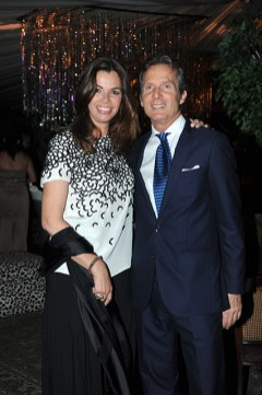 Marco Longinotti y Bettina de Longinotti