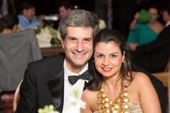 Rafael Recao y Claudia Giardinella