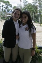 Anabella Trejo y Beatriz Grunwald