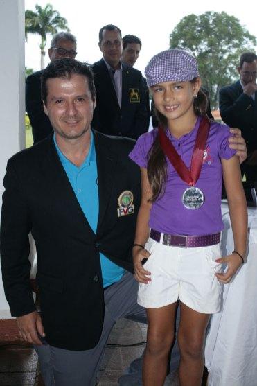 Luis Rivas y Sofia Soto