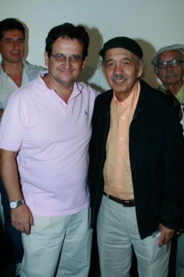 Ricardo Lozano Forero y Jacobo Borges