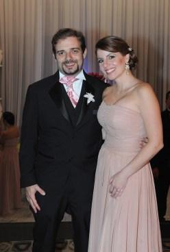 Alberto Vieira y Yosy Azevedo