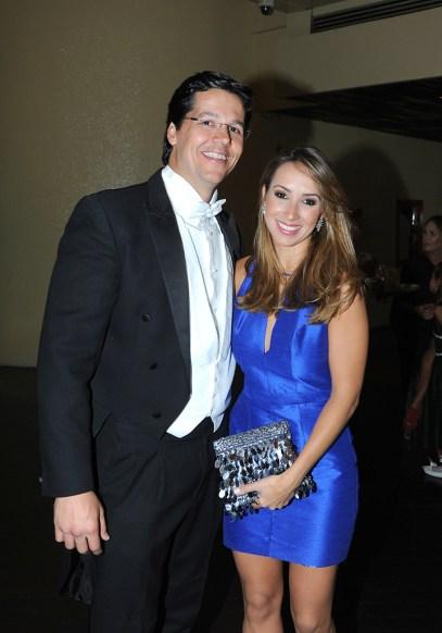 Gustavo Federico González y María Alejandra Hernández Reyes