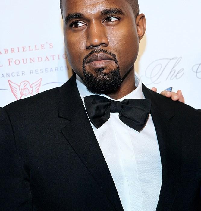 Kanye West osó declarar que tiene aspiraciones presidenciales