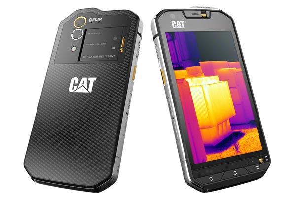 Teléfono Cat S60
