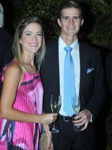 Alesia Wallis Vegas y Martin Tovar