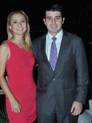 Manuela Madriz y Pedro Ignacio Vázquez