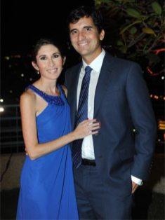 Ana Elisa Gil y Reinaldo Chema.