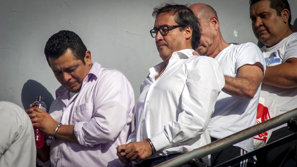 Las joyas que Luis Martínez pagó con fondos de la Fiscalía