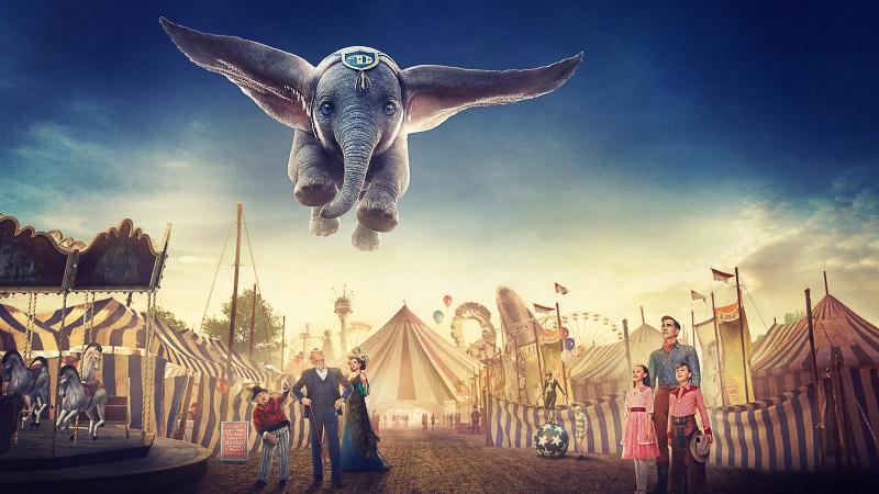 «Dumbo»: el retorno de la nostalgia de Tim Burton