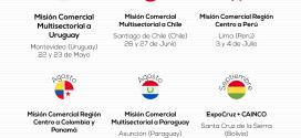 Misiones Comerciales 2019
