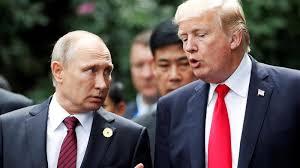 Trump se reúne con Putin en Finlandia: «Creo que al final tendremos una relación extraordinaria».