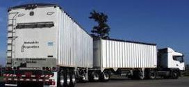 Habilitaron más de 200 km de ruta para la circulación de bitrenes en Corrientes.